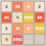 Number Puzzle:  2048 Puzzle Game (MOD, Unlimited Money) 2.5