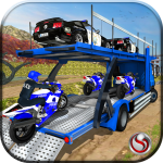 OffRoad Police Transport Truck Driving Games (MOD, Unlimited Money) 3.2