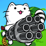 Cat Shooting War: Offline Gunner TD Battles  (MOD, Unlimited Money) 21