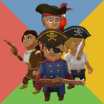 Pirates party: 2 3 4 players (MOD, Unlimited Money)  2.22