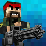 Pixel Fury: Multiplayer in 3D (MOD, Unlimited Money) 17.4