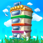 Pocket Tower: Building Game & Megapolis Kings (MOD, Unlimited Money) 3.19.5