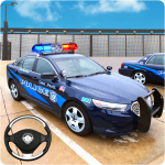 Police Car Parking Mania 3D Simulation (MOD, Unlimited Money) 1.24