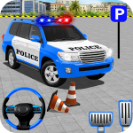 Police Jeep Spooky Stunt Parking 3D (MOD, Unlimited Money) 0.4