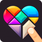 Polygrams – Tangram Puzzle Games (MOD, Unlimited Money) 1.1.44