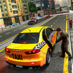 Pro TAXI Driver Crazy Car Rush : Driving Simulator (MOD, Unlimited Money) 1.1.8