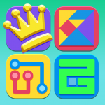 Puzzle King – Games Collection (MOD, Unlimited Money) 2.1.4