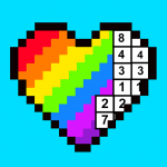 RAINBOW Color by Number – 2D & 3D Pixel Art (MOD, Unlimited Money) 1.7.1