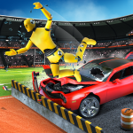 Ragdoll Car Crash   (MOD, Unlimited Money) 1.0.51