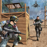 Real Commando Secret Mission Free Shooting Games   (MOD, Unlimited Money) 15.6