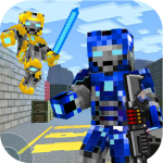 Rescue Robots Sniper Survival  1.134