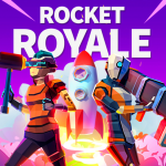 Rocket Royale (MOD, Unlimited Money) 2.1.4
