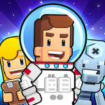 Rocket Star – Idle Space Factory Tycoon Game (MOD, Unlimited Money) 1.42.3