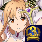 SWORD ART ONLINE Memory Defrag (MOD, Unlimited Money) 1.42.4