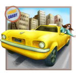 Smart Cabby – Taxi Driving Game with Traffic (MOD, Unlimited Money) 1.2.5.1