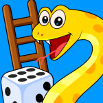 🐍 Snakes and Ladders Board Games 🎲 (MOD, Unlimited Money) 1.1