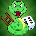 ? Snakes and Ladders – Free Board Games ?   (MOD, Unlimited Money) 3.5