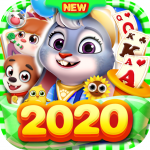 Solitaire Match Bunny (MOD, Unlimited Money) 1.0.19