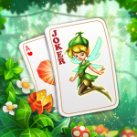 Solitaire Quest:  Elven Wonderland Story (MOD, Unlimited Money)  v 1.6.8