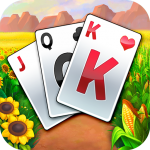 Solitaire Tripeaks: Farm and Family (MOD, Unlimited Money) 0.3.8