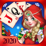 Solitaire – Wonderland Adventure – Tripeaks (MOD, Unlimited Money) 2.0.2