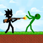 Stickman Zombie Shooter (MOD, Unlimited Money) 1.5.3