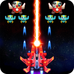 Strike Galaxy Attack: Alien Space Chicken Shooter (MOD, Unlimited Money) 11.1