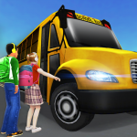 Super High School Bus Driving Simulator 3D – 2020 (MOD, Unlimited Money) 2.4