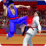 Tag Team Karate Fighting Tiger: World Kung Fu King (MOD, Unlimited Money) 2.2.1