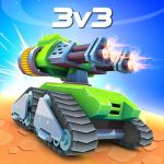Tanks A Lot! – Realtime Multiplayer Battle Arena  (MOD, Unlimited Money) 2.91