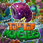 Tap Tap Monsters: Evolution Clicker (MOD, Unlimited Money) 1.5.71