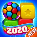 Toy Brick Crush – Addictive Puzzle Matching Game (MOD, 1.4.8  Unlimited Money)
