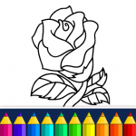 Valentines love coloring book  15.9.6
