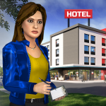 Virtual Waitress : Hotel Manager Simulator (MOD, Unlimited Money) 1.07