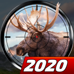 Wild Hunt:Sport Hunting Games. Hunter & Shooter 3D (MOD, Unlimited Money) 1.420