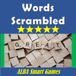 Word Scramble Game,addictive word games free (MOD, Unlimited Money) 7.2