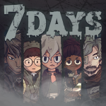 7Days! : Decide your story .Choice game (MOD, Unlimited Money) 2.3.1