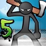 Anger of stick 5 : zombie (MOD, Unlimited Money) 1.1.28