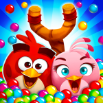 Angry Birds POP Bubble Shooter (MOD, Unlimited Money) 3.81.1