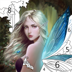 Art Coloring – Coloring Book & Color By Number (MOD, Unlimited Money) 2.10.0