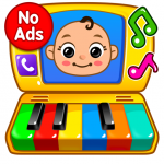 Baby Games – Piano, Baby Phone, First Words (MOD, Unlimited Money) 1.2.0