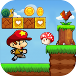 Super Bob's World : Free Run Game   (MOD, Unlimited Money) 1.217