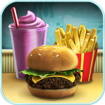 Burger Shop – Free Cooking Game (MOD, Unlimited Money) 1.6