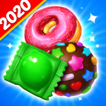 Candy Fever (MOD, Unlimited Money) 9.8.5028
