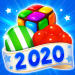 Candy Witch – Match 3 Puzzle Free Games (MOD, Unlimited Money) 15.7.5009