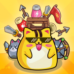 Cat'n'Robot: Idle Defense – Cute Castle TD PVP (MOD, Unlimited Money) 2.8.12