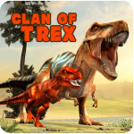 Clan of T-Rex (MOD, Unlimited Money) 1.0.2