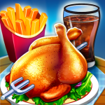 Cooking Express : Food Fever Cooking Chef Games   (MOD, Unlimited Money) 2.4.3