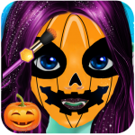 Cute Girl Makeup Salon Game: Halloween Makeup 2018 (MOD, Unlimited Money) 1.0.0