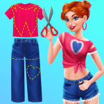 DIY Fashion Star – Design Hacks Clothing Game (MOD, Unlimited Money) 1.2.2
